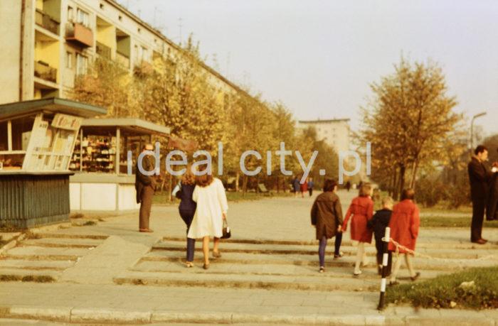 Handlowe Estate.  Zabudowa Osiedla Handlowego.  Photo by Wiktor Pental/idealcity.pl