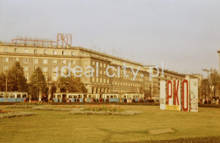 The Plac Centralny square.  Plac Centralny.  Photo by Wiktor Pental/idealcity.pl