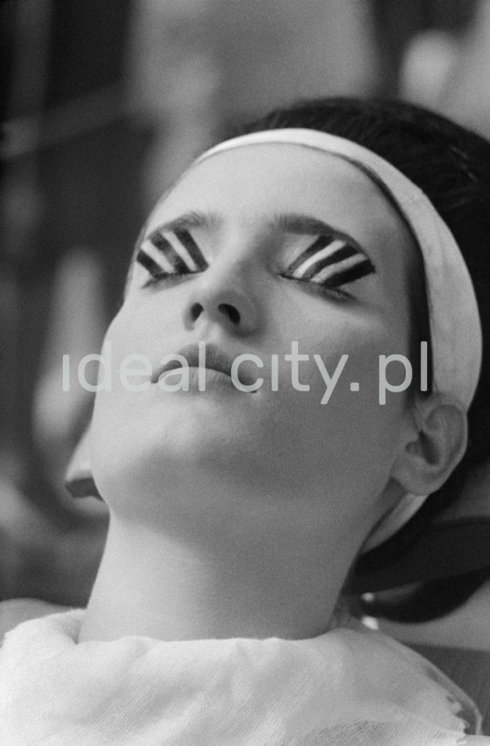 Festiwal mody, Hala Wisły, 1966r. Kraków  fot. Henryk Makarewicz/idealcity.pl